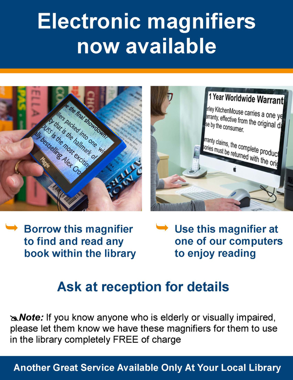 Click here to download a library Poster